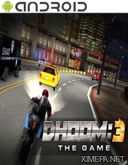 постер Dhoom: 3 The Game