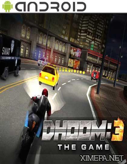 постер Dhoom: 3 The Game