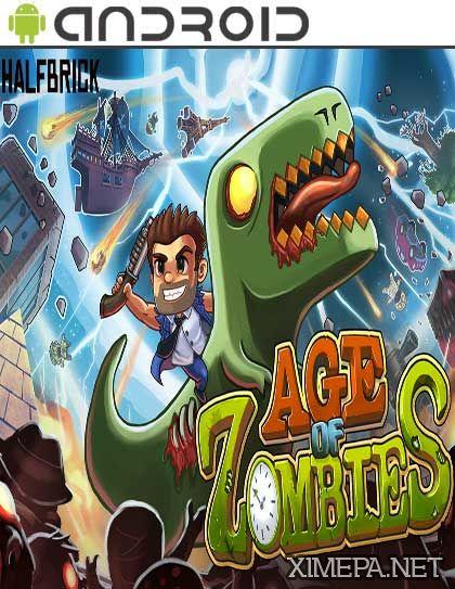 постер игры Age of Zombies