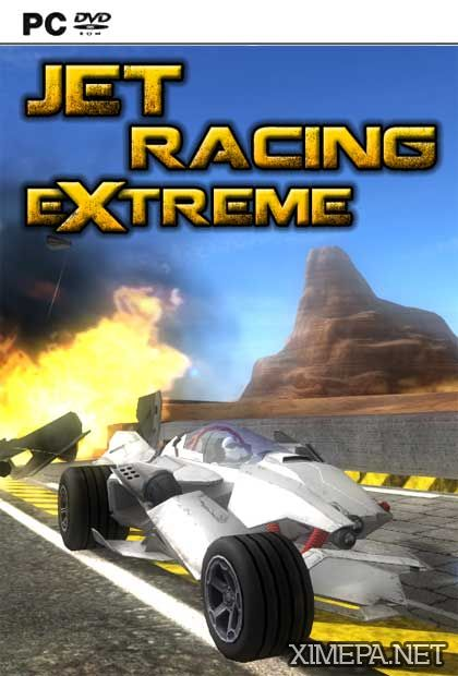 постер игры Jet Racing Extreme
