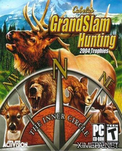постер игры Cabela's GrandSlam Hunting: 2004 Trophies