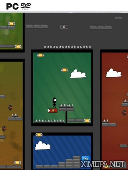 постер - скриншот игры Неопределенность \ Incertitude
