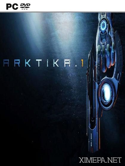 постер игры Arktika.1