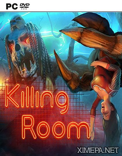 постер игры Killing Room