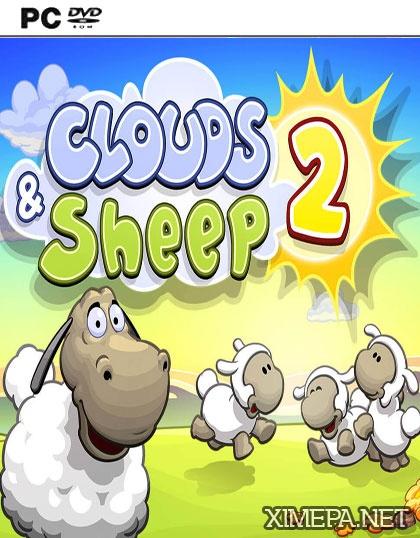 постер игры Clouds And Sheep 2