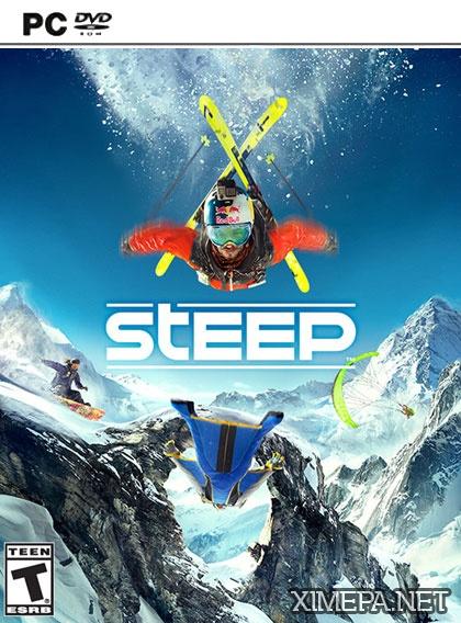 постер игры Steep