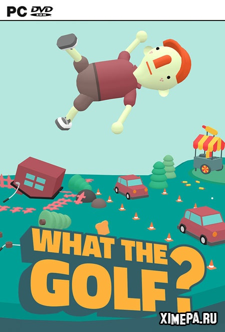 постер игры What the Golf?