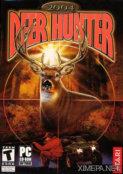 постер игры Deer Hunter 2004