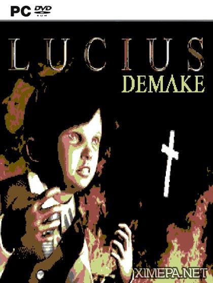 постер игры Lucius Demake
