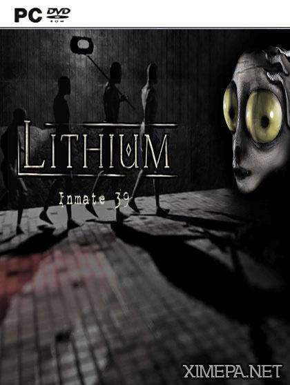 постер игры Lithium: Inmate 39