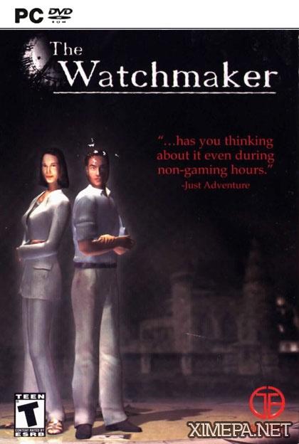 постер игры Тайна Маятника / The Watchmaker