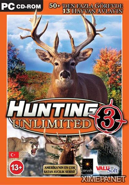 постер игры Hunting Unlimited 3