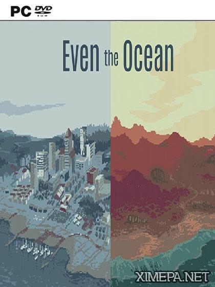 постер игры Even the Ocean
