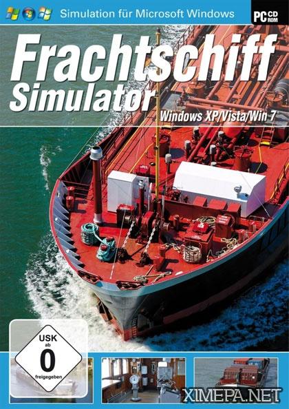 постер игры Frachtschiff Simulator
