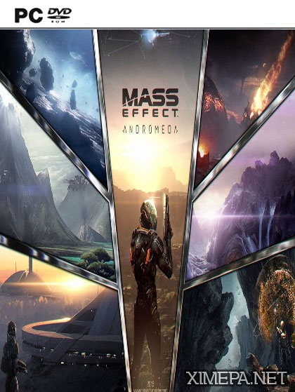 постер игры Mass Effect: Andromeda