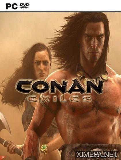 постер игры Conan Exile