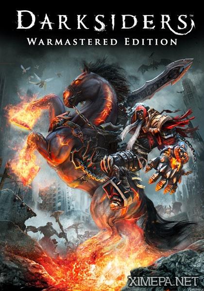 постер игры Darksiders: Warmastered Edition