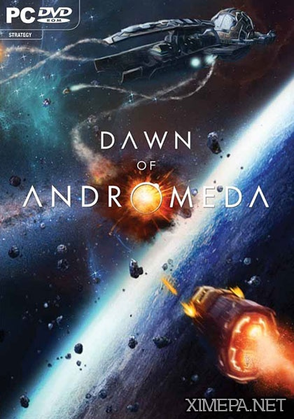 постер игры Dawn of Andromeda