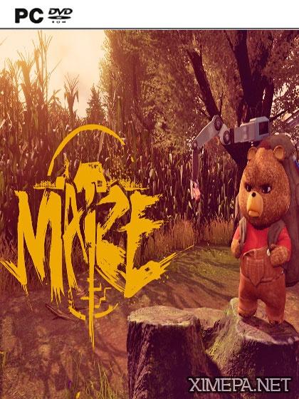 постер игры Maize