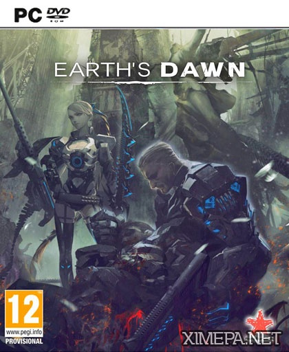 постер игры Earth's Dawn