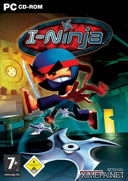 постер игры I-Ninja