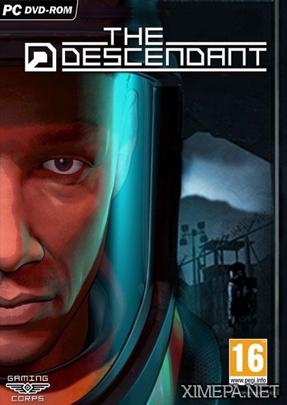 постер игры The Descendant