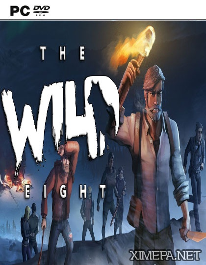 постер игры The Wild Eight