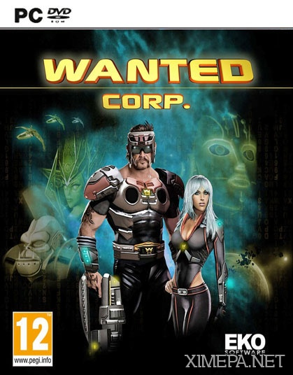 постер игры Wanted Corp