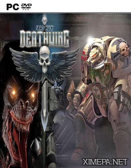 постер игры Space Hulk: Deathwing