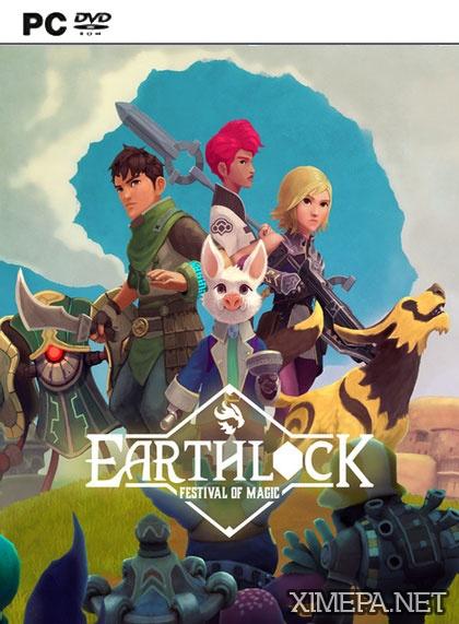 постер игры Earthlock Festival of Magic