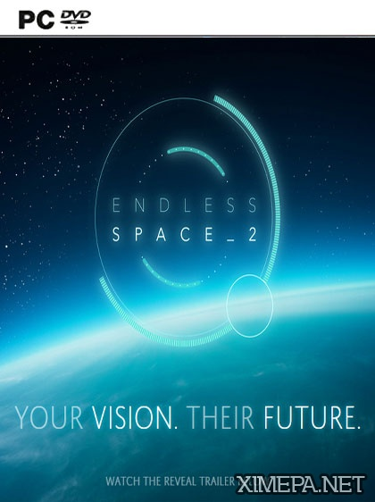 постер игры Endless Space 2