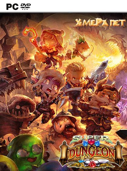 постер игры Super Dungeon Tactics
