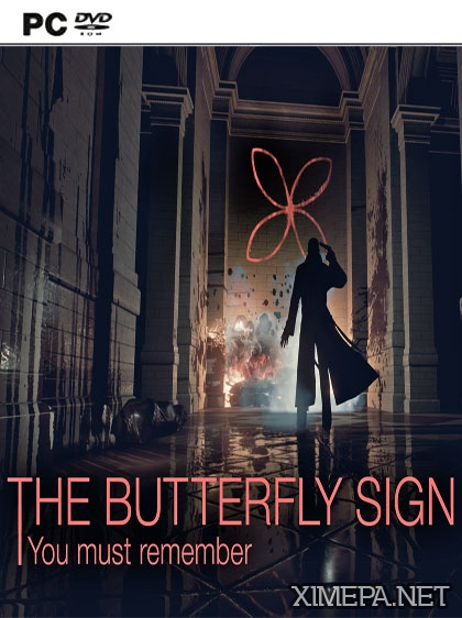 постер игры The Butterfly Sign