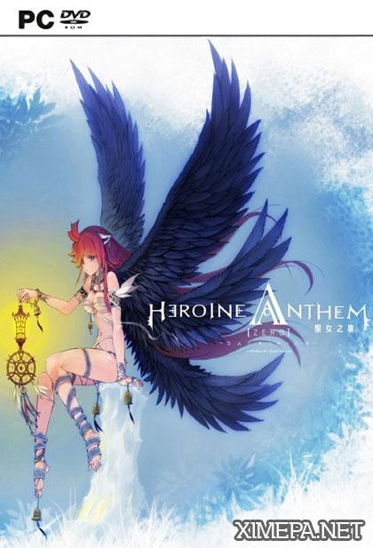 постер игры Heroine Anthem Zero