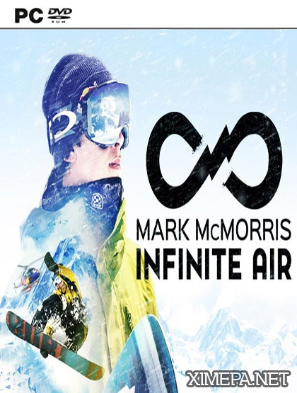 постер игры Infinite Air with Mark McMorris