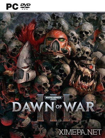постер игры Warhammer 40 000: Dawn of War 3