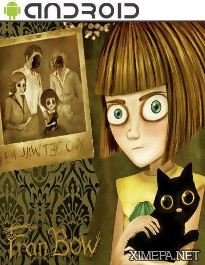 постер Fran Bow - Chapter 1