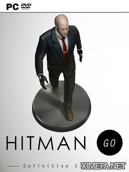 постер Hitman GO: Definitive Edition ПК