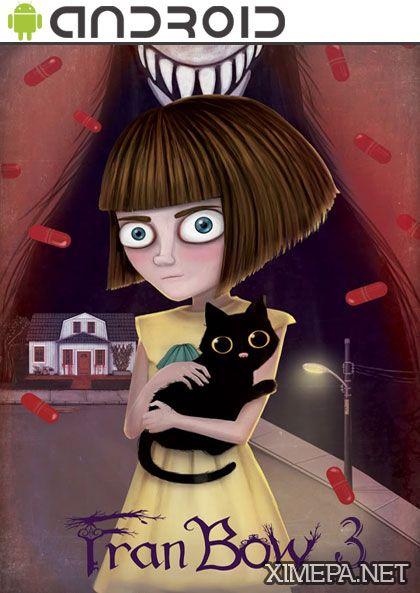 постер игры Fran Bow Глава 3