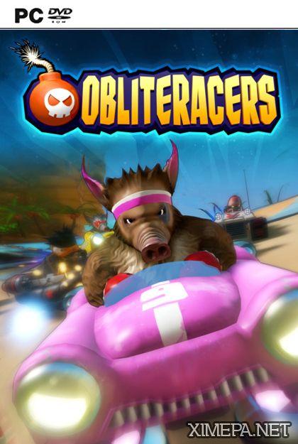 постер игры Obliteracers
