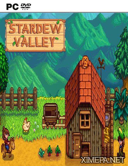 постер игры Stardew Valley