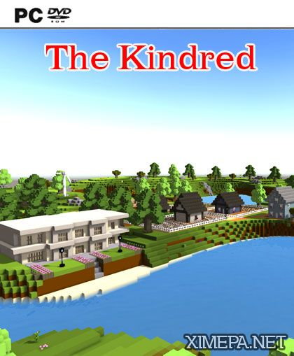 постер игры The Kindred