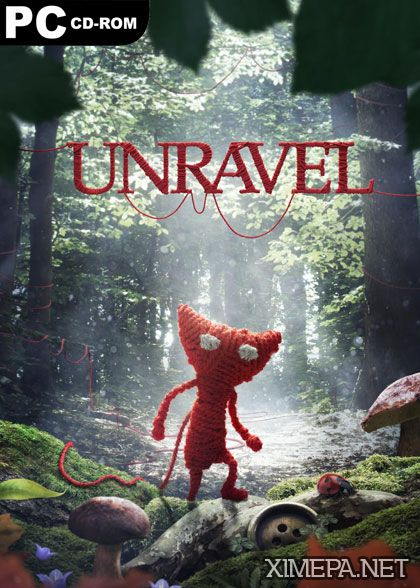 постер зрелище Unravel