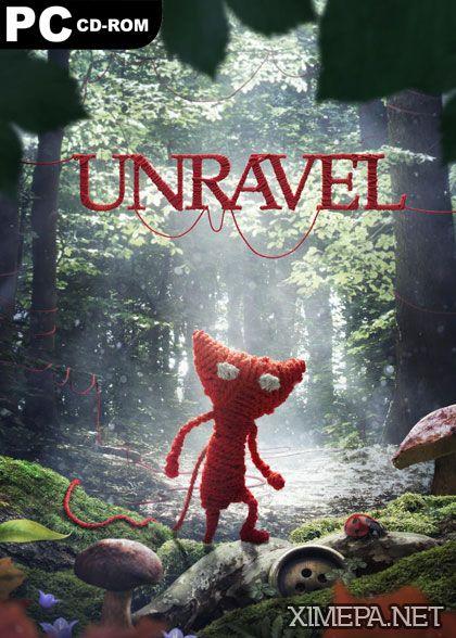 постер игры Unravel