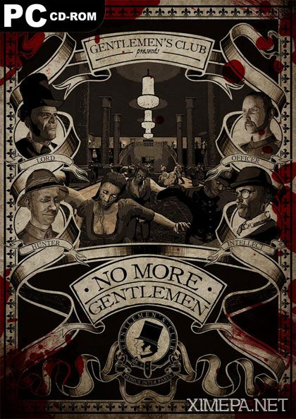 постер игры No More Gentlemen