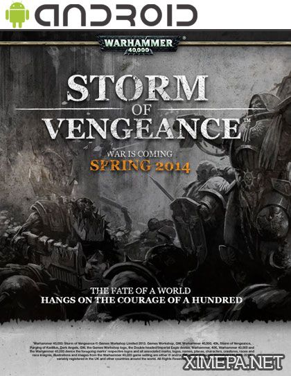 андроид WH40k: Storm of Vengeance