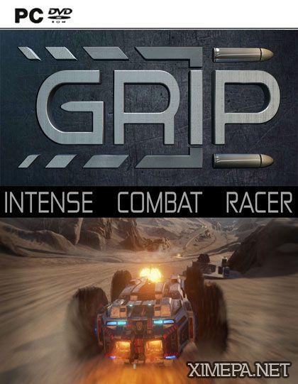 постер игры GRIP