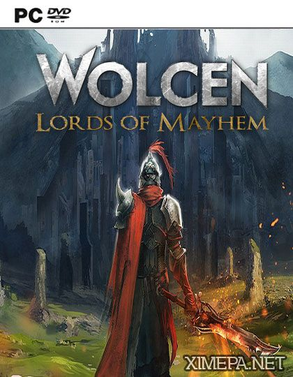 игра Wolcen: Lords of Mayhem