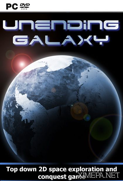 постер игры Unending Galaxy