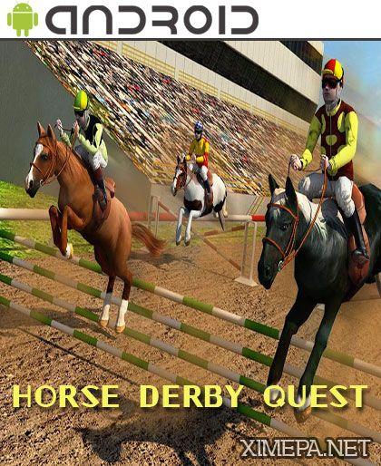 постер игры Horse Derby Quest